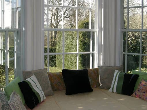 Secondary Glazing Bay Window